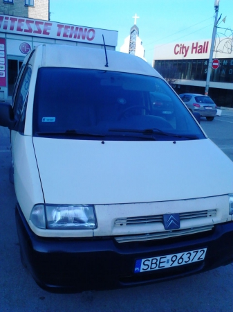 Citroёn Jumpy